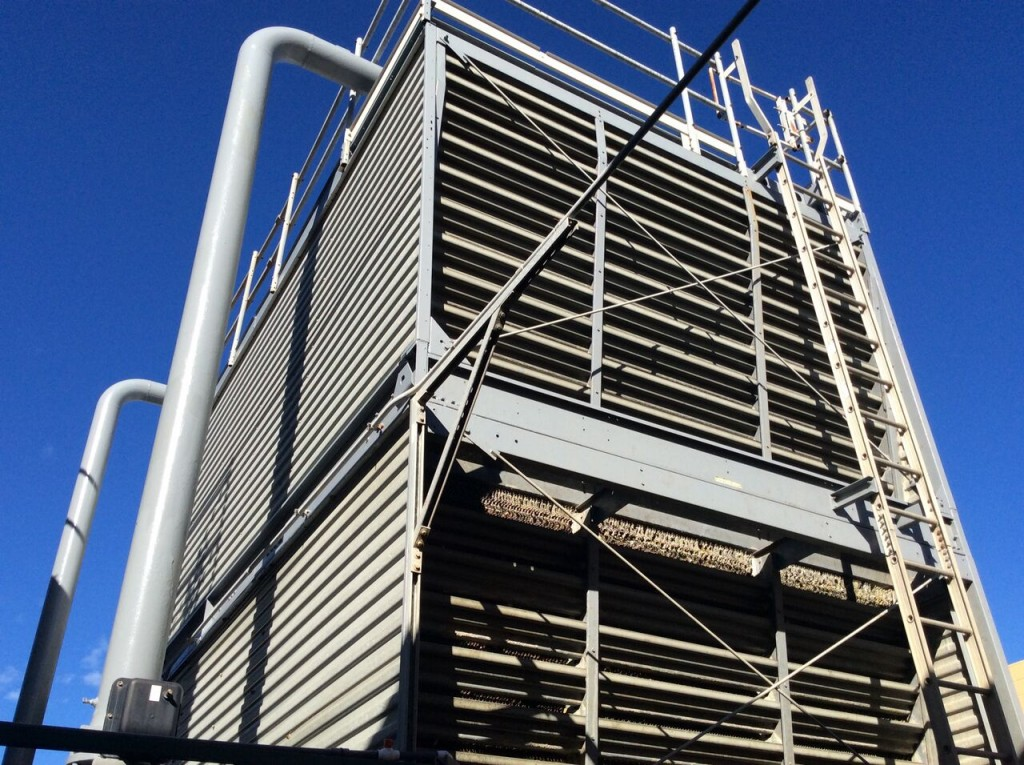 commercial hvac cooling tower